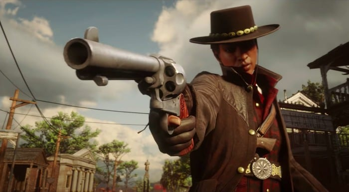 Red Dead Online, How to Start Bounty Hunter Specialist Role Missions