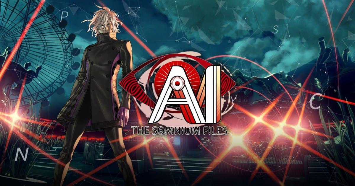 ai somnium files, save