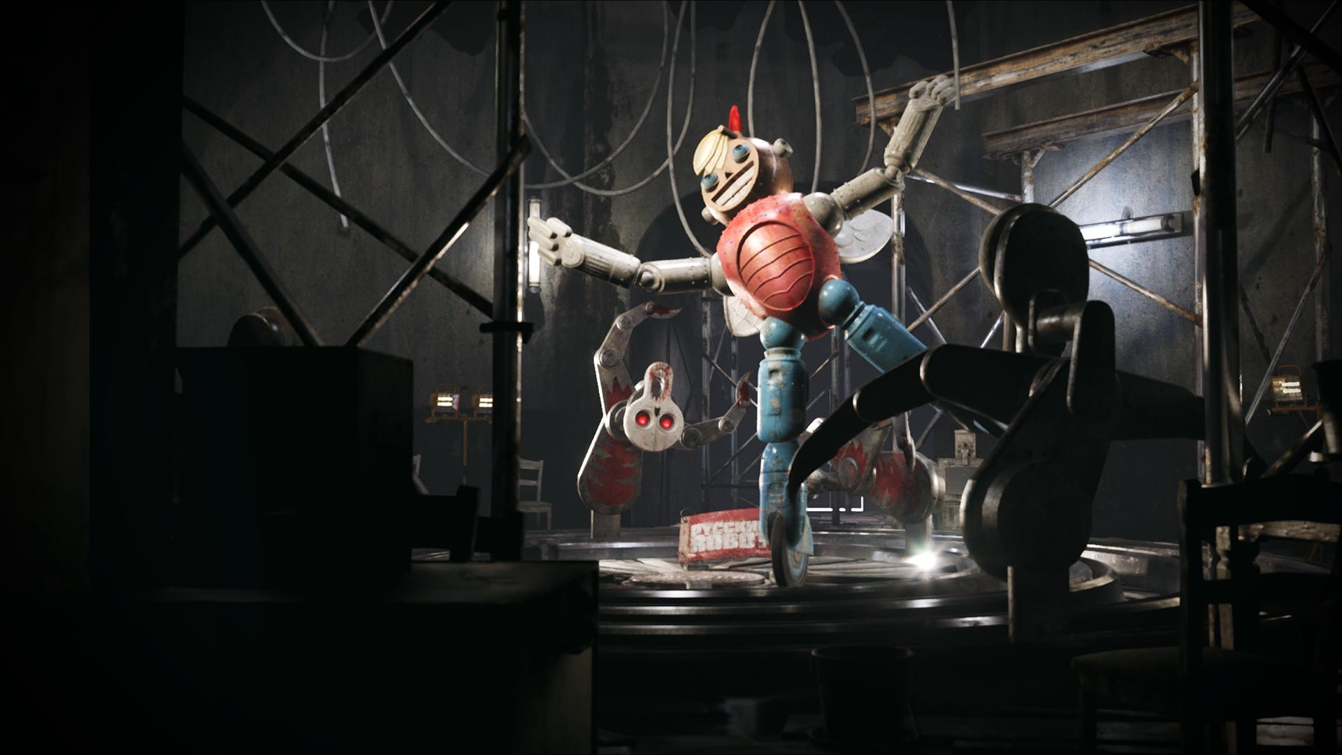 atomic heart trailer