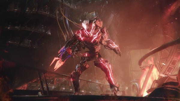 Physical Aggression Redirector, The surge 2