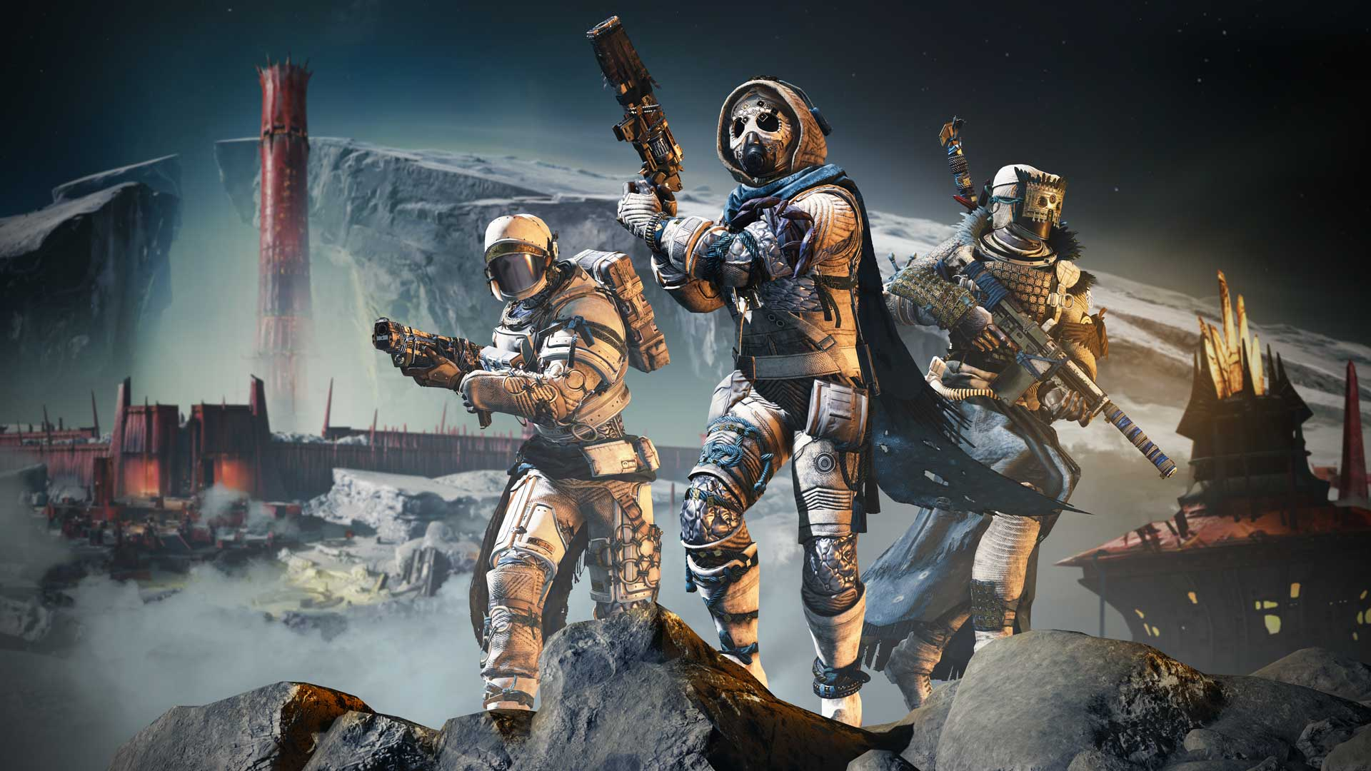 destiny 2 shadowkeep, download and install size