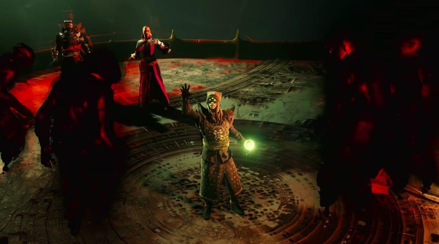 destiny 2 shadowkeep, essence of fear
