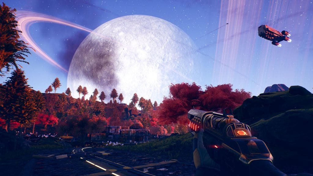 Outer worlds photo mode