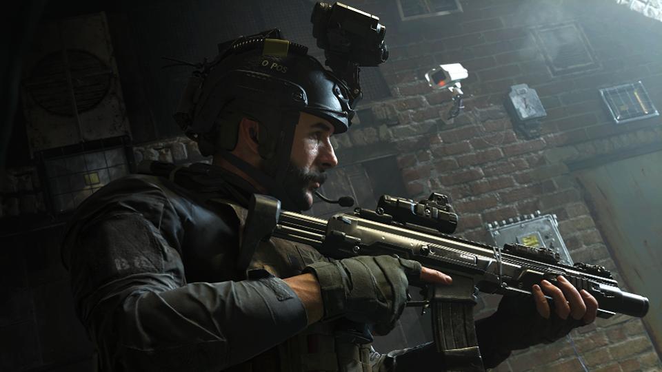 Modern Warfare Hardcore multiplayer