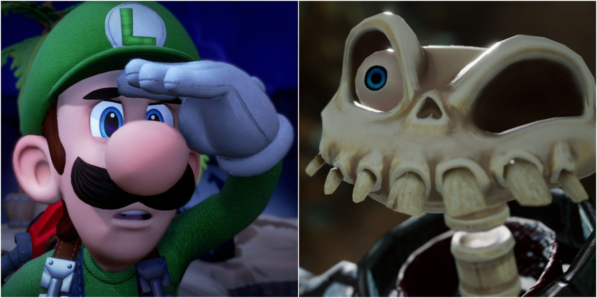 luigi's mansion vs Medievil, which game is better? which should you buy