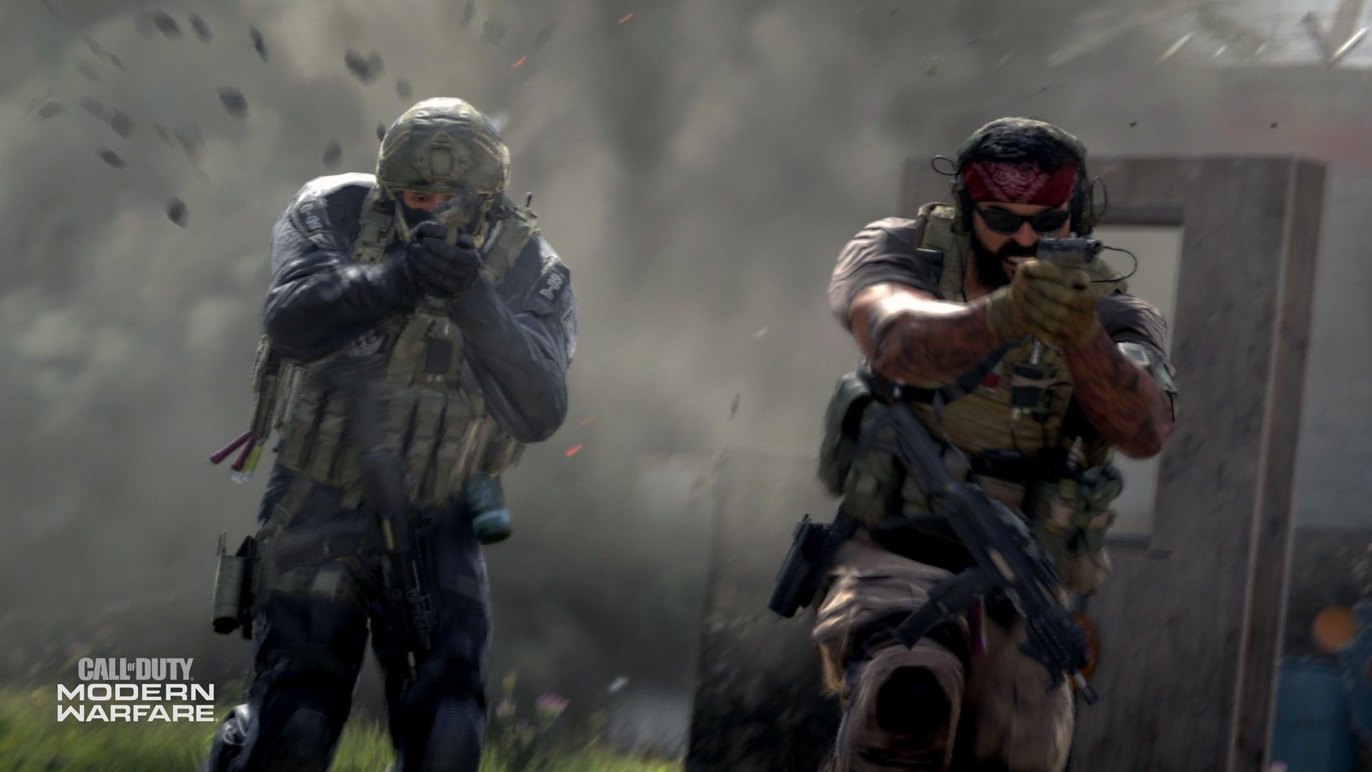 modern warfare, co-op multiplayer