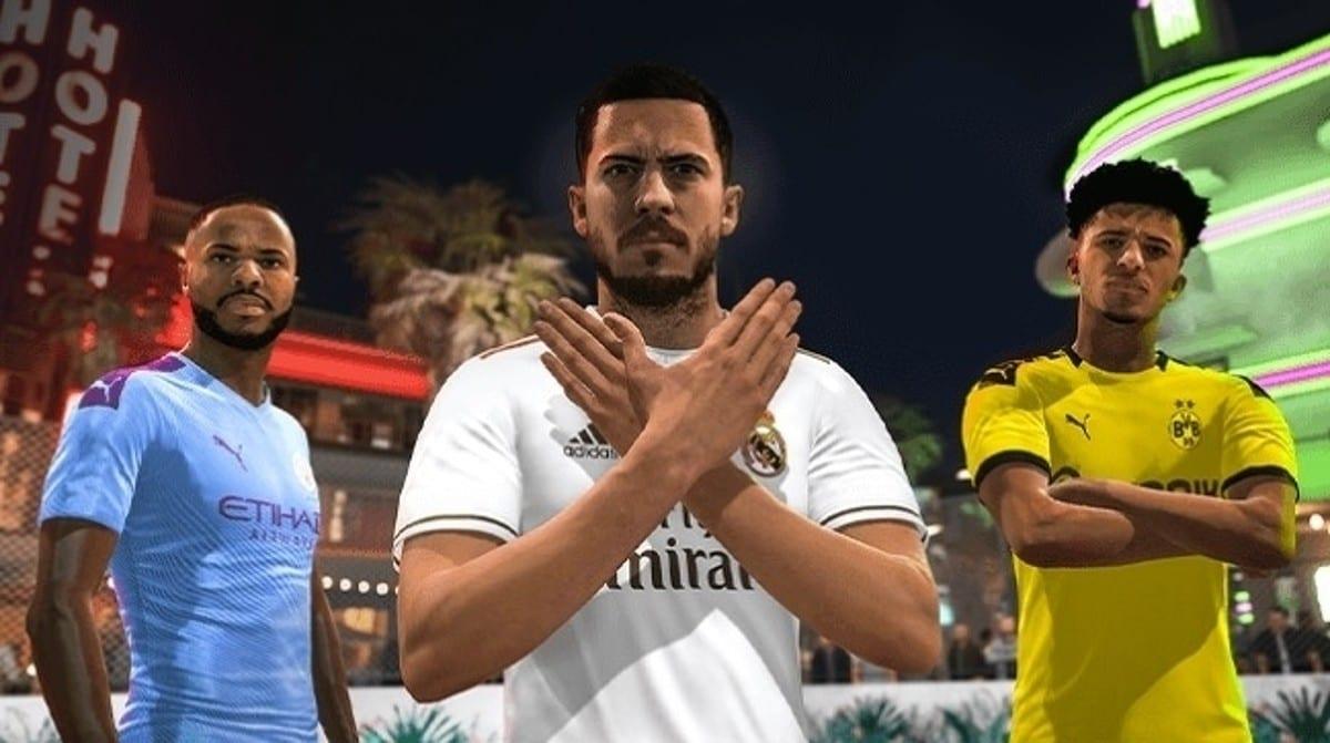 FIFA 20 marquee matchups