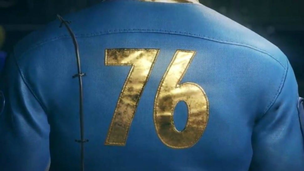 fallout 76, wastelanders