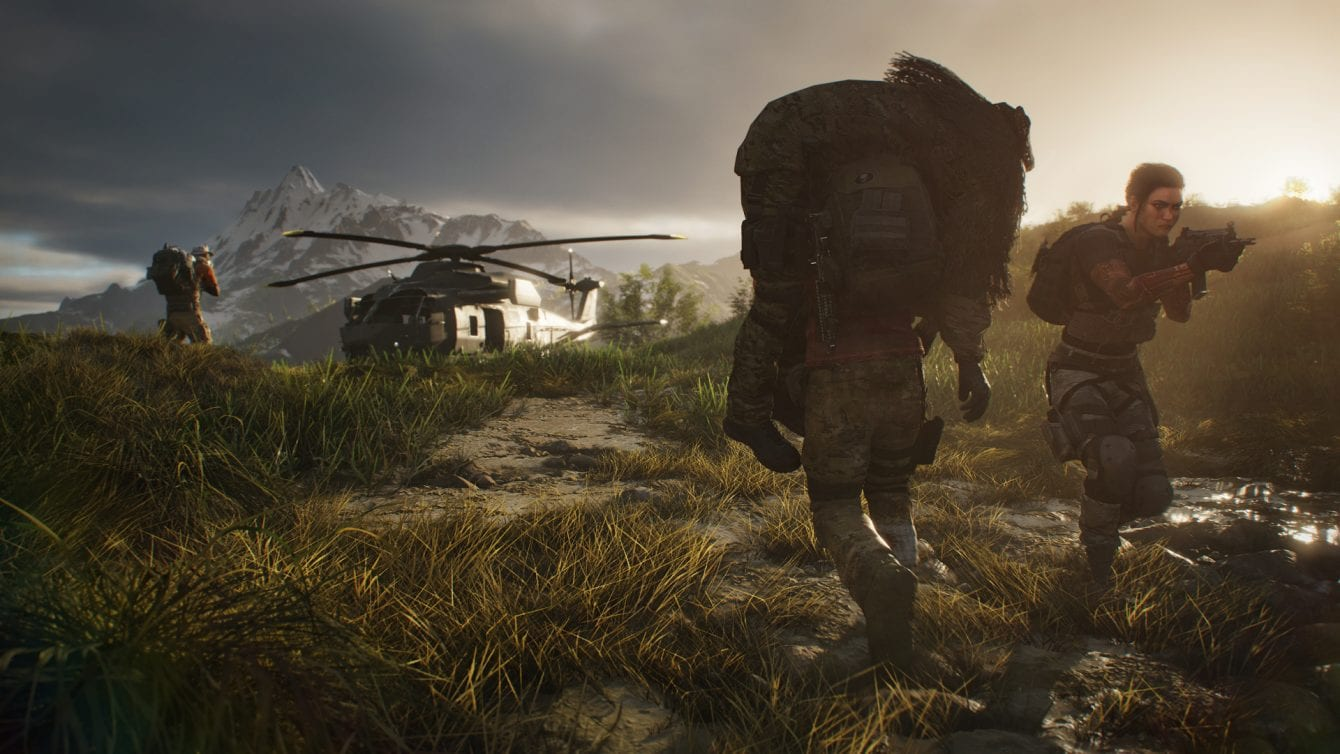 advanced weapon parts, ghost recon breakpoint