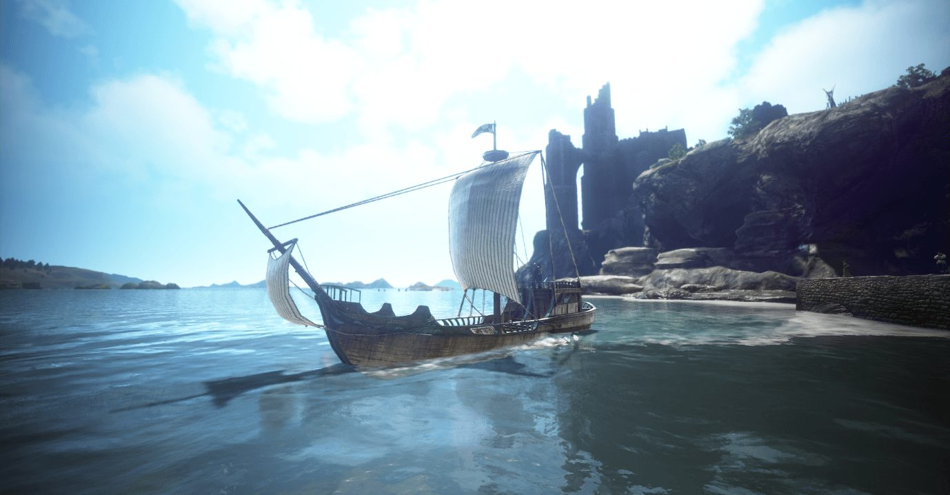 black desert online, the great expedition