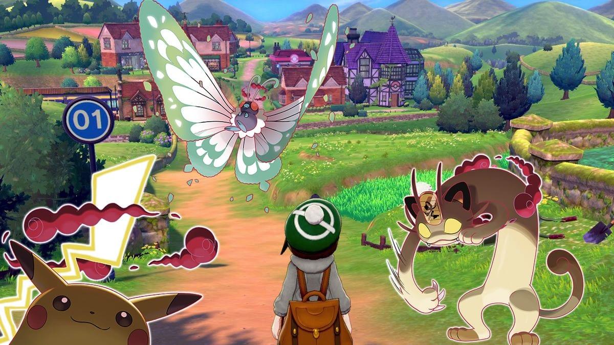 gigantamax forms in pokemon sword and shield, new galar pokemon