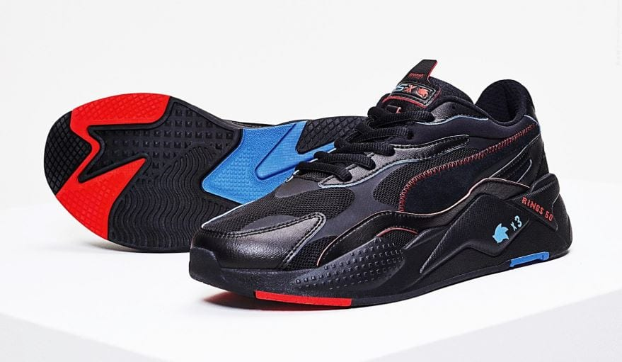 Puma Unveils New Sonic The Hedgehog Sneakers for Autumn ...