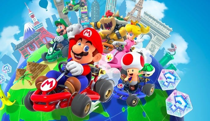 mario kart tour, How to Use a Quick Ticket & What It Does