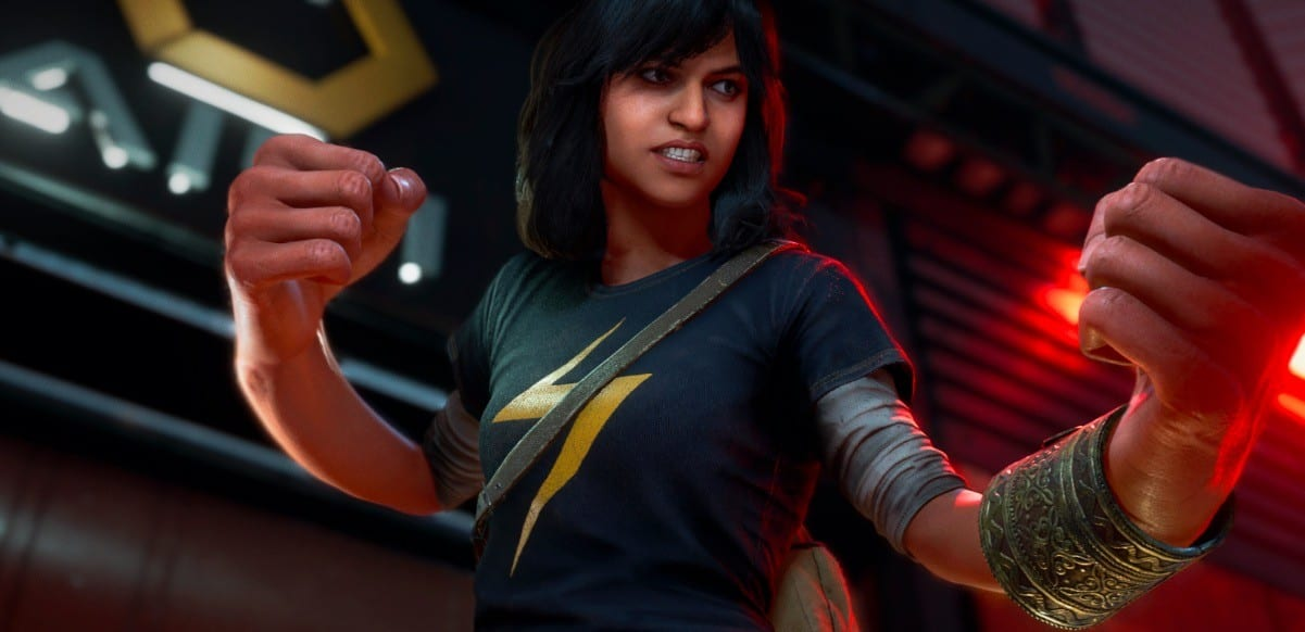 Ms. Marvel, Kamala Khan, marvel's Avengers, E3 2019, Square Enix, Crystal Dynamics
