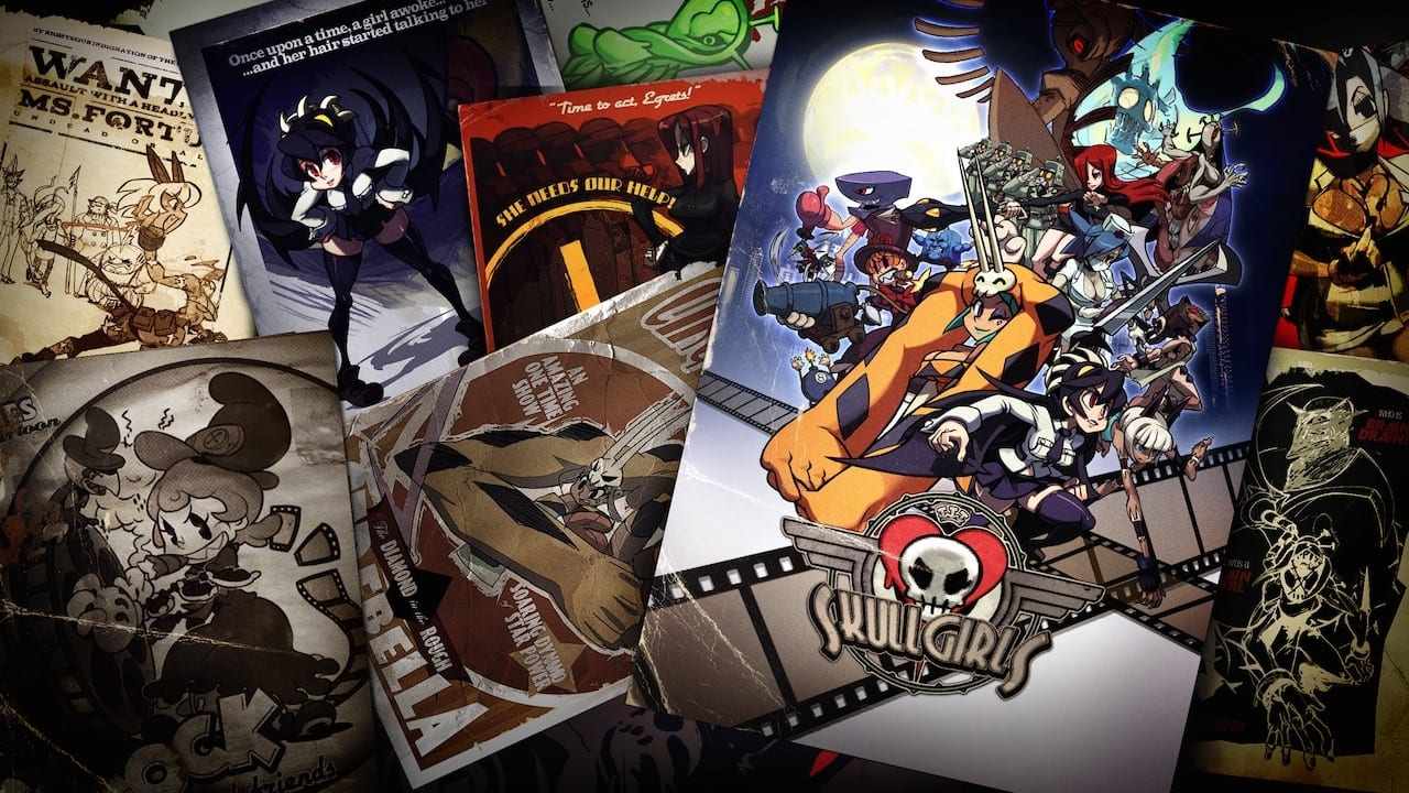 Skullgirls 2nd Encore Nintendo Switch Release