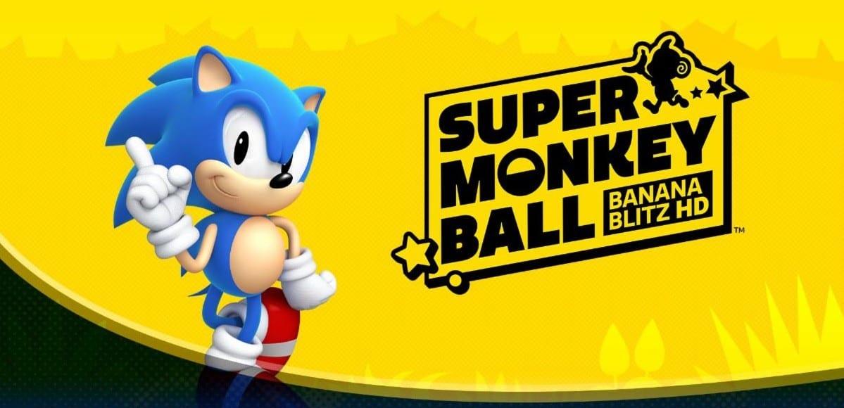 Super Monkey Ball Banana Blitz HD, Sonic