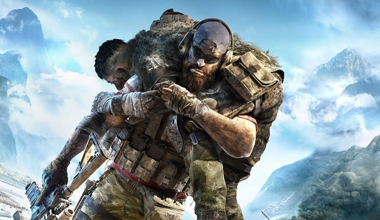ghost recon breakpoint, stamina