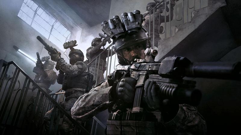 cross platform, cross play, modern warfare, call of duty