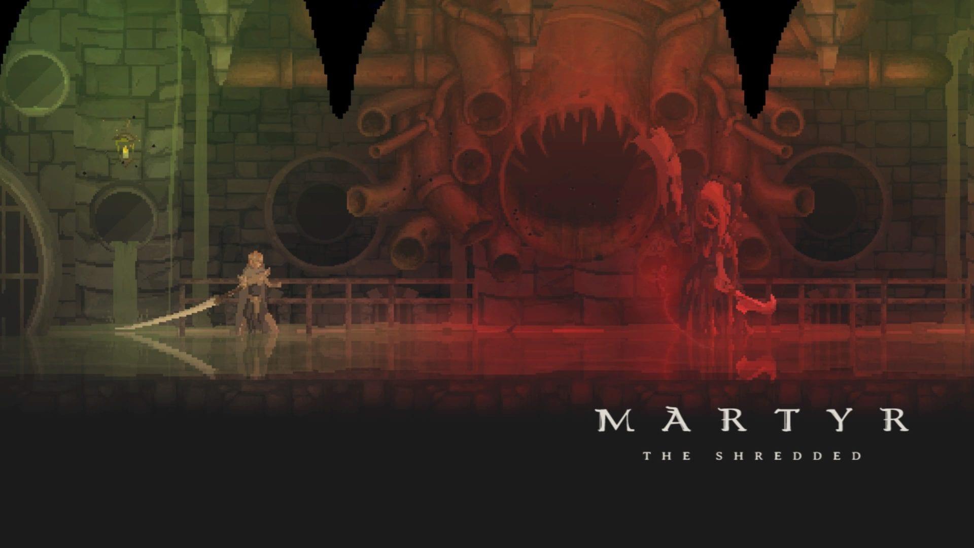 Dark Devotion, How to Beat Martyr the Shredded