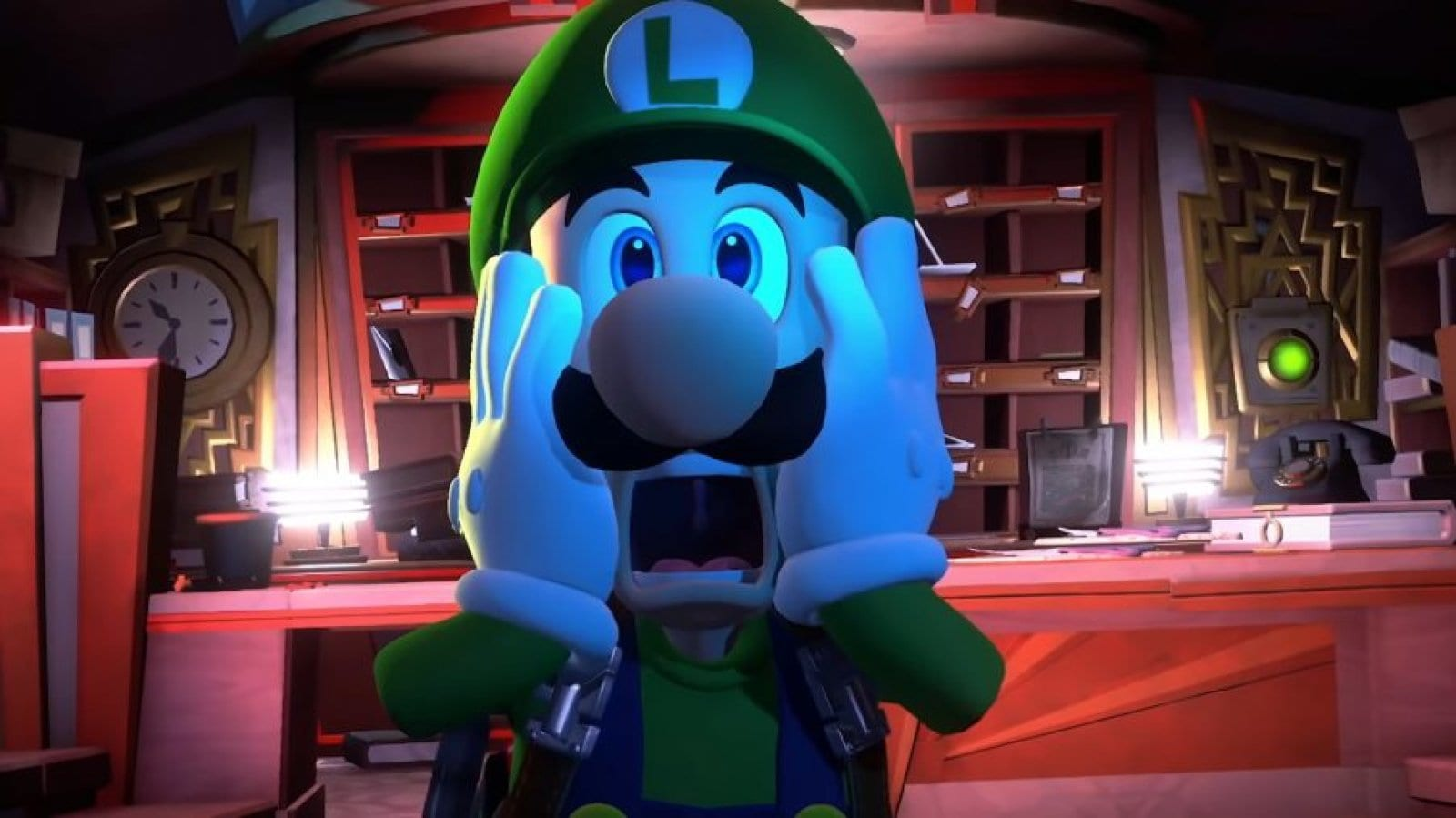 Luigi's mansion 3, how to beat mechanic, boilerworks boss