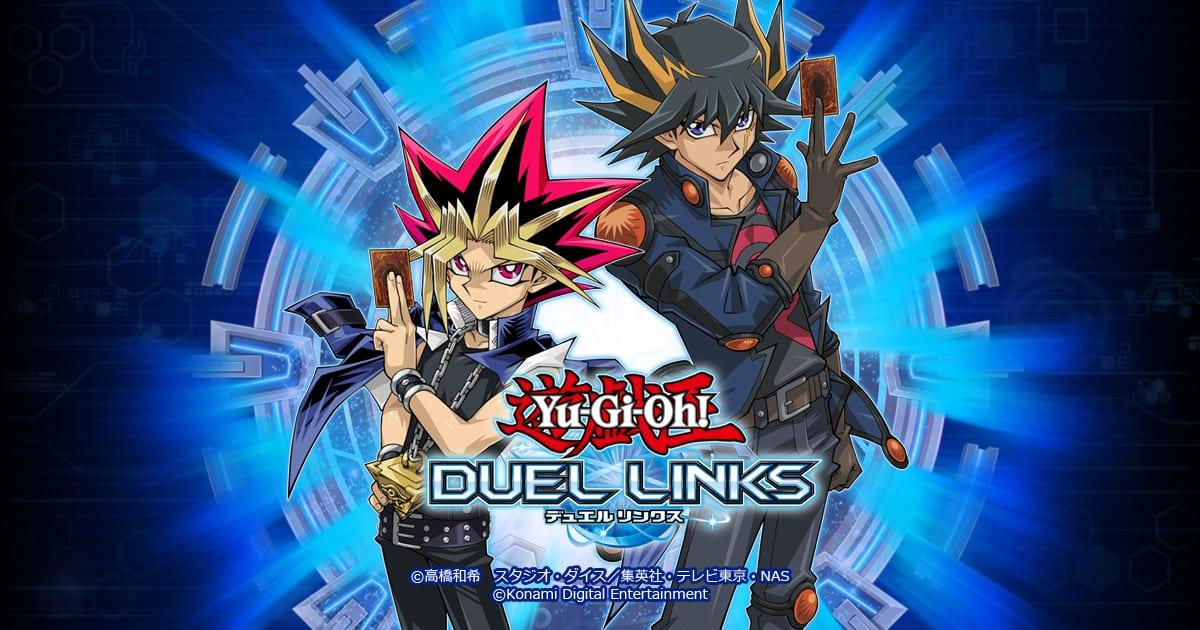 duel links, konami, sales, downloads