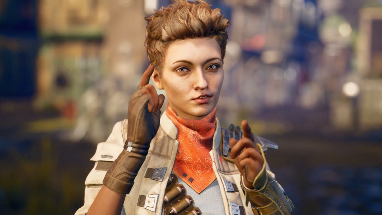the outer worlds, mass effect, companion