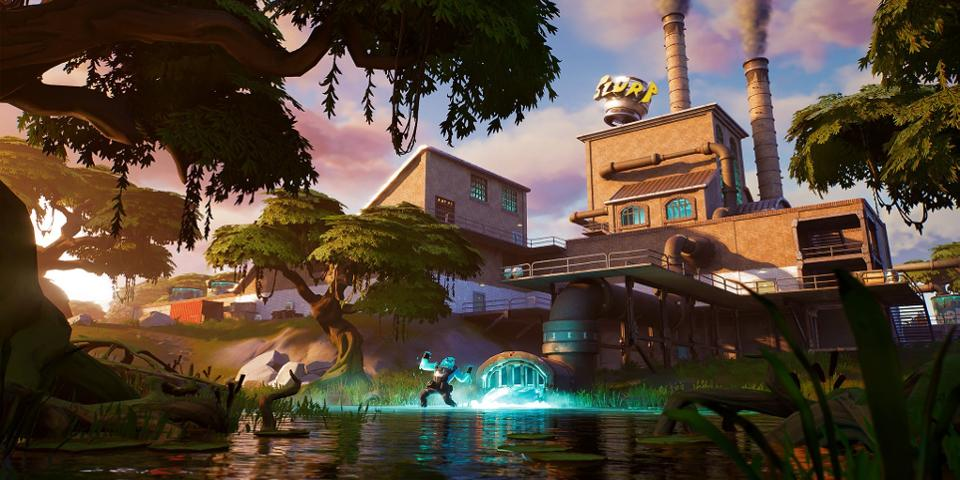 fortnite forged in slurp, week 3 challenges