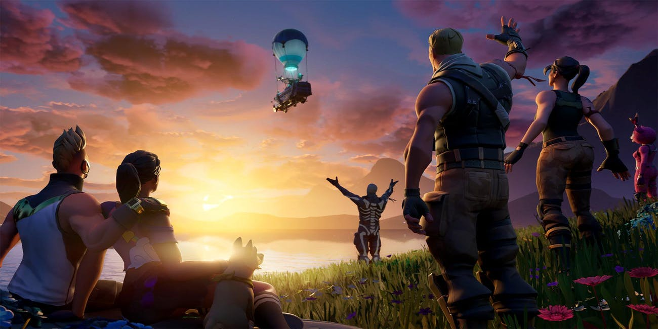 fortnite the end event start time