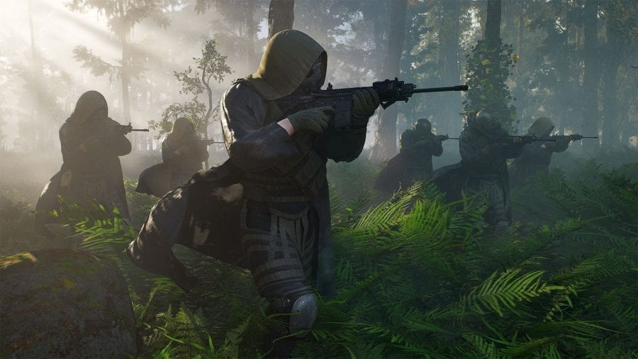 ghost recon breakpoint change weapon fire mode