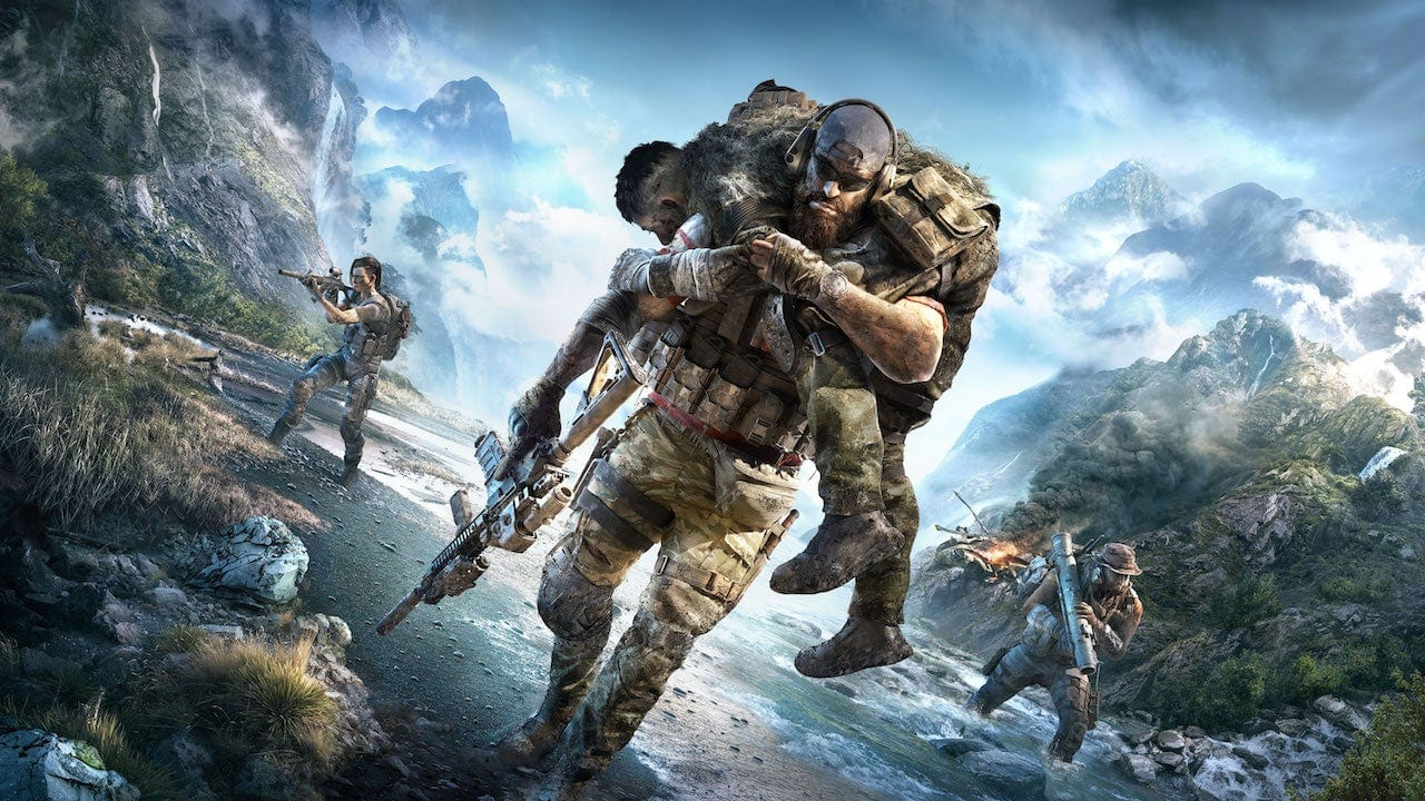 ghost recon breakpoint, trophies, achievements