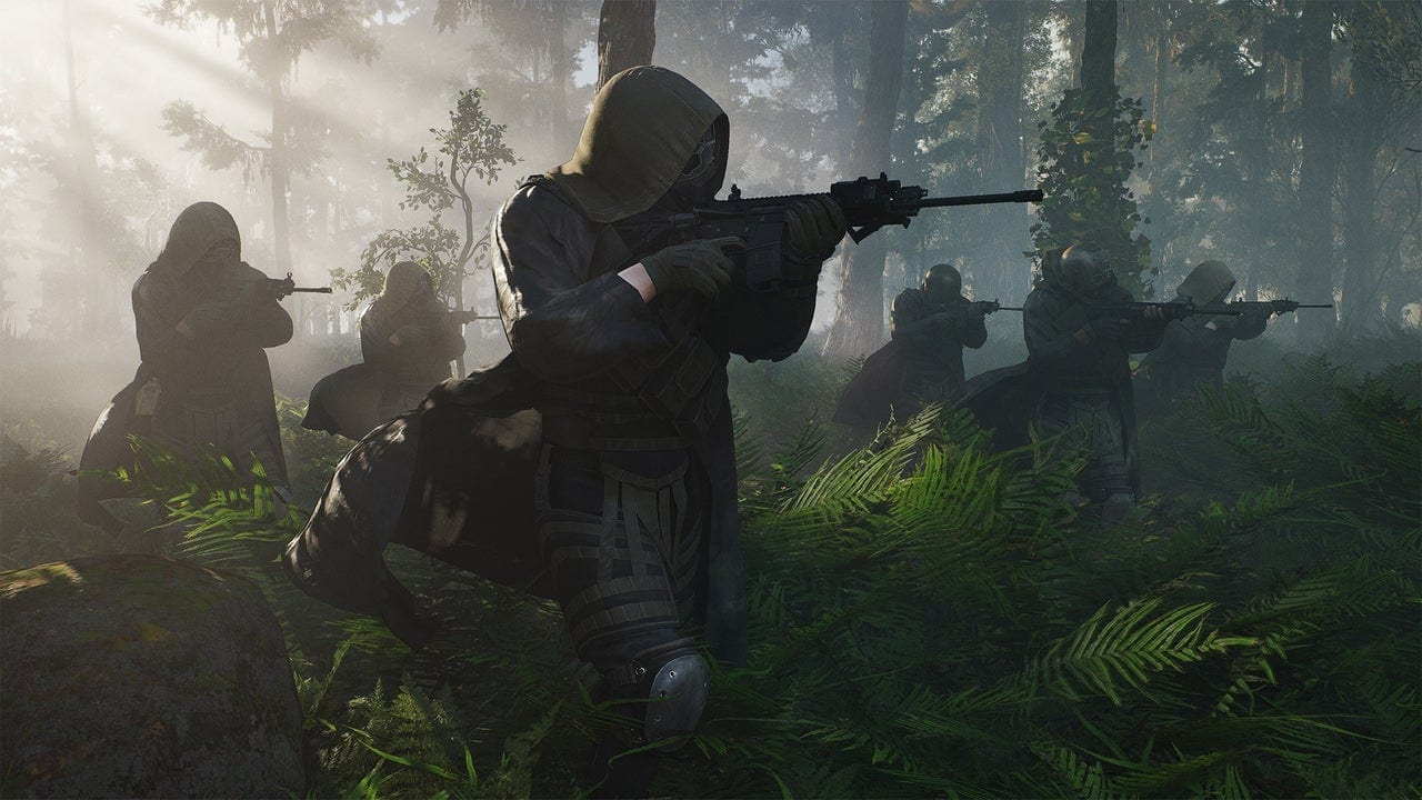 ghost recon breakpoint, shoulder view,