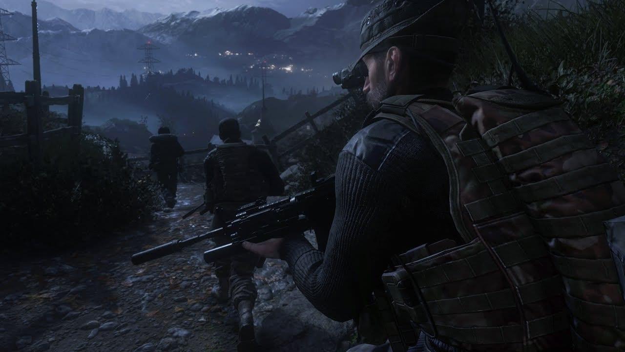 preload, call of duty, CoD Modern Warfare
