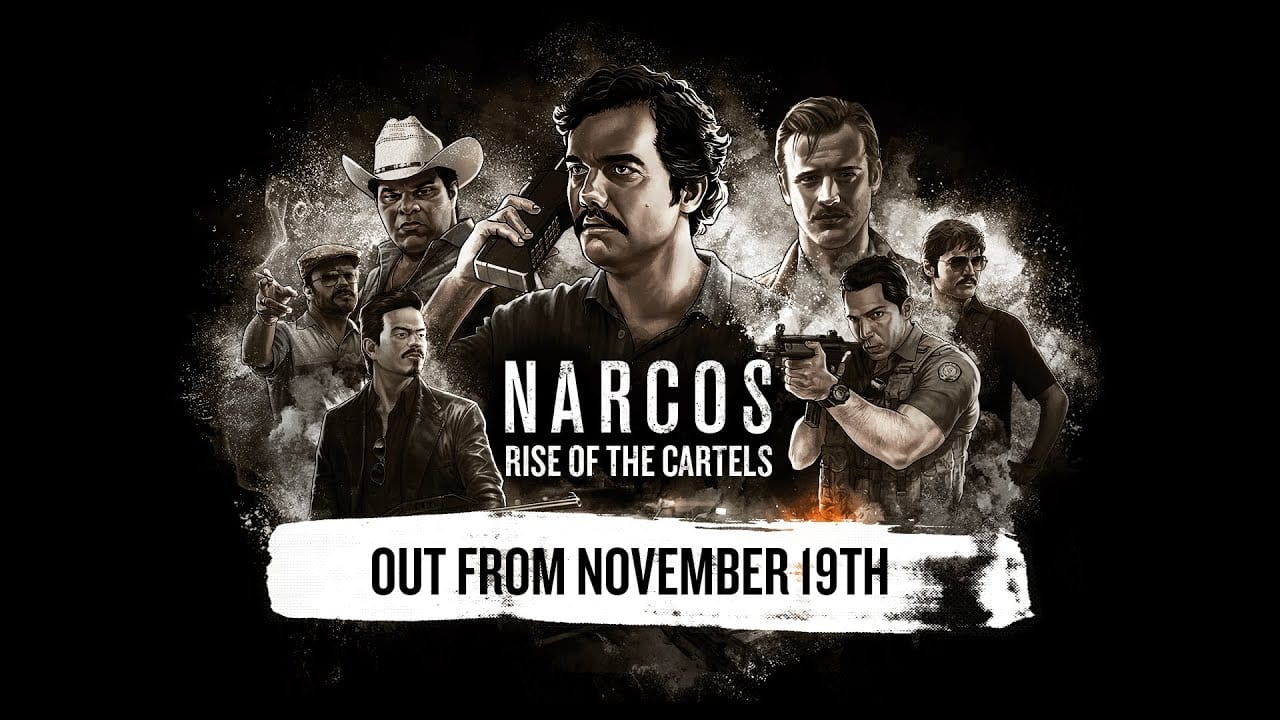 narcos, release date