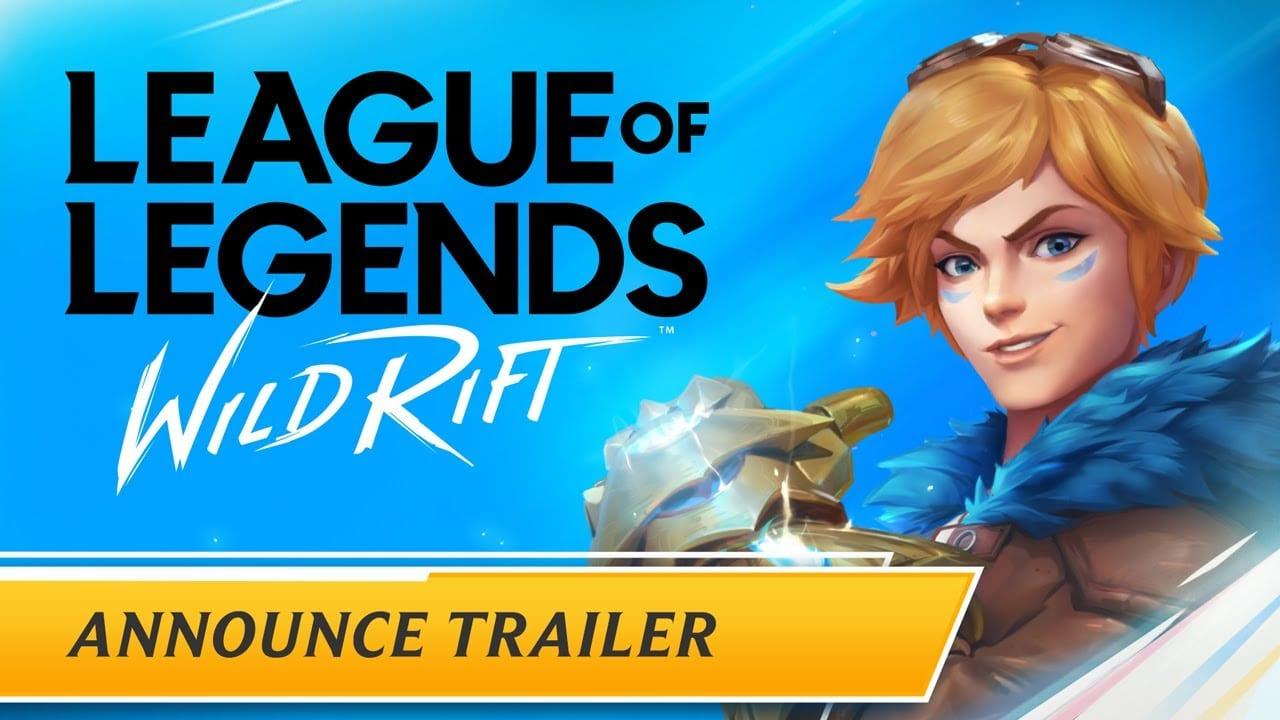 wild rift, league of legends