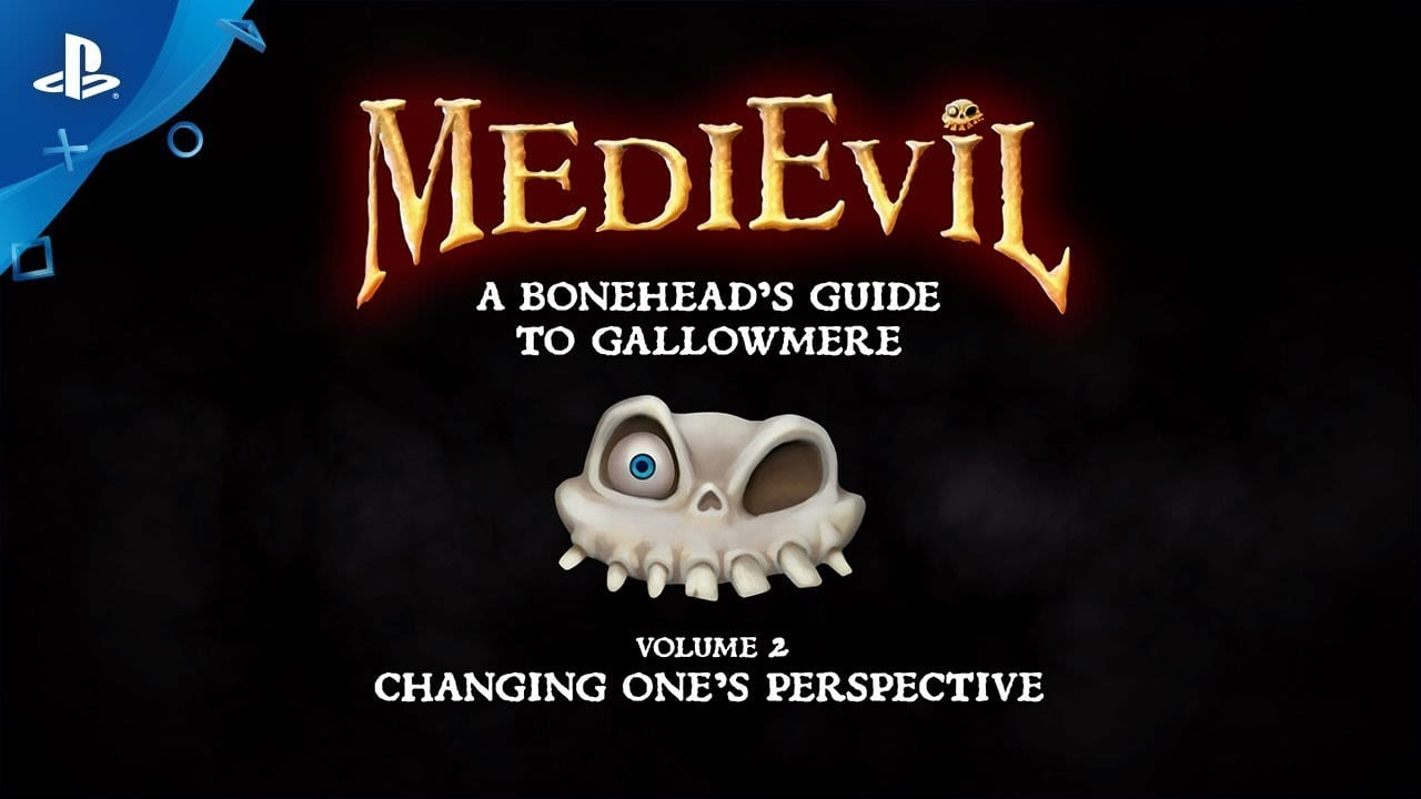 medievil, bonehead's guide to gallowmere