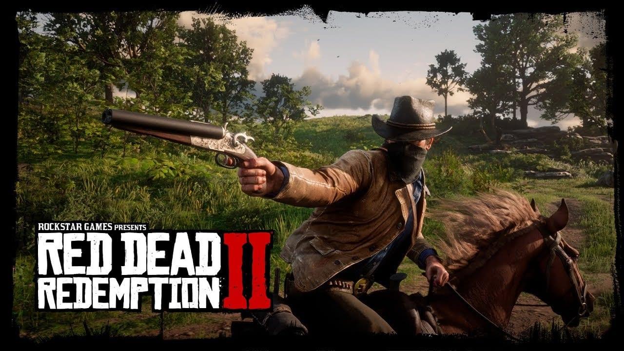 red dead redemption 2, pc launch trailer