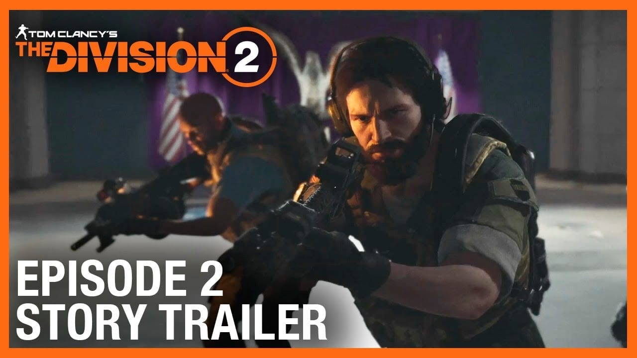 the division, episode 2