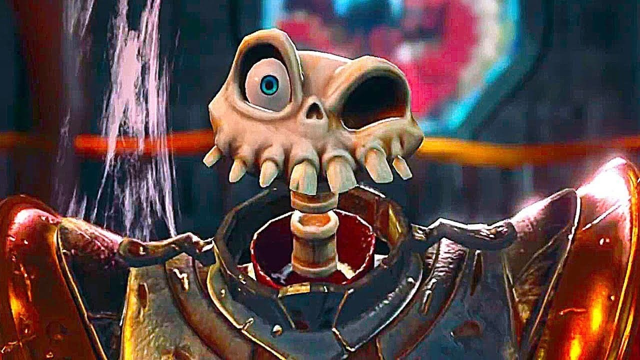 scarecrow fields, how to beat, medievil, ps4