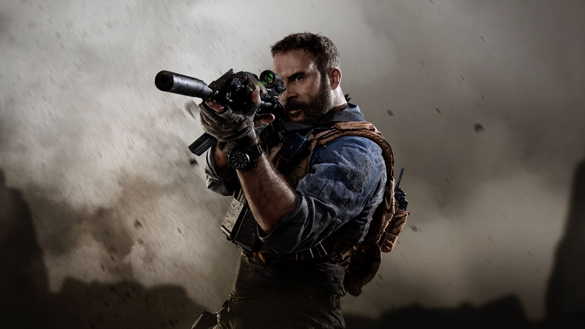 modern warfare gun game