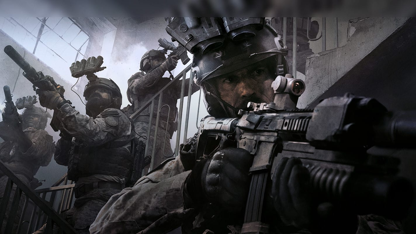 Modern Warfare, How to Use Field Upgrades and What They Do