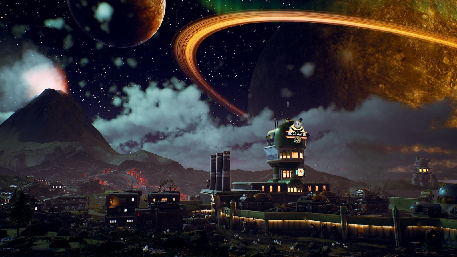 outer worlds max level cap