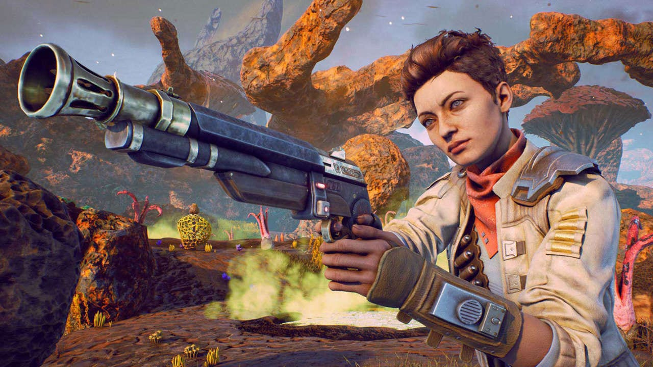 Outer Worlds, How to Change Hairstyle