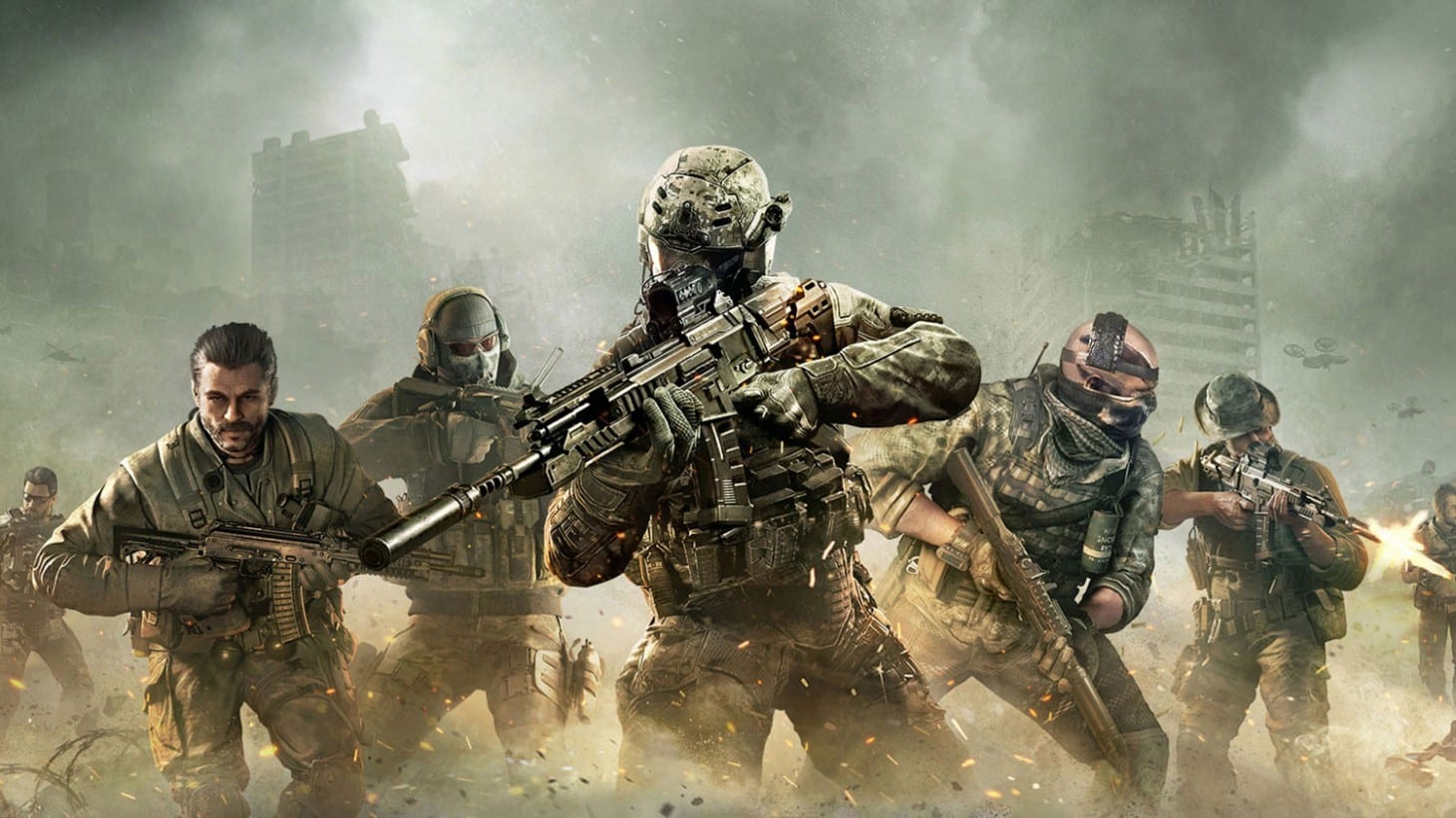 play gun game in cod mobile