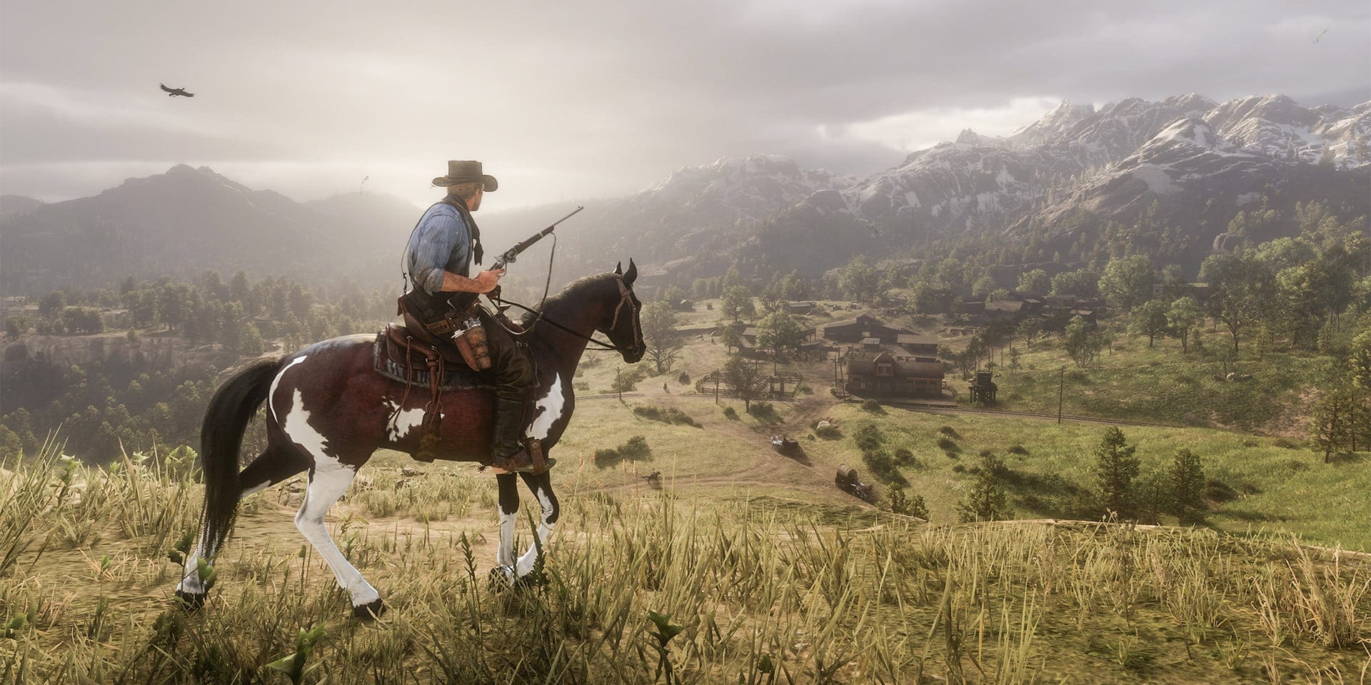 red dead redemption 2, pc specs