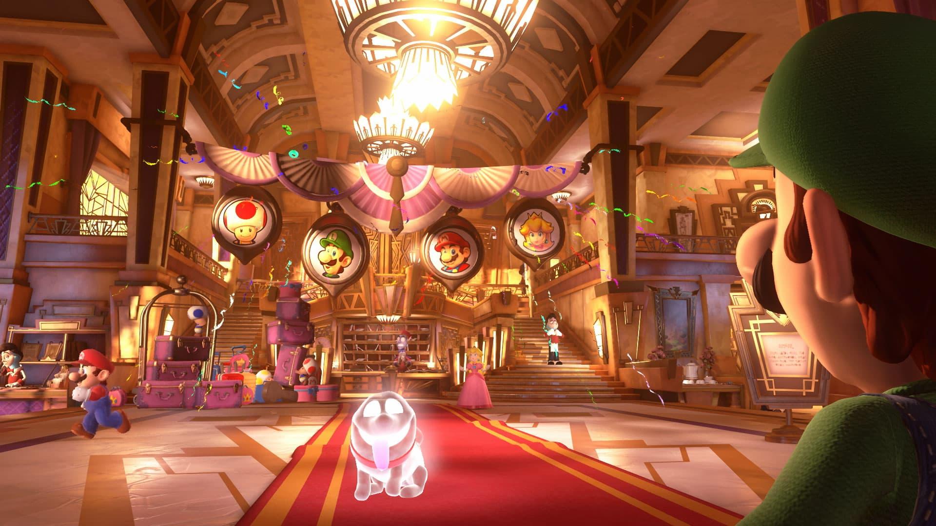 Luigi S Mansion 3 Is It Open World Answered