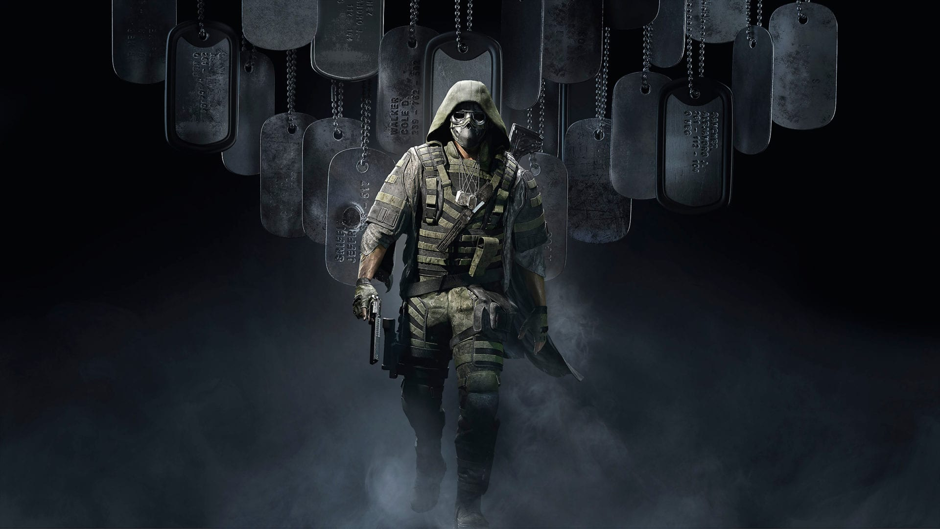 ghost recon breakpoint, how to use binoculars and