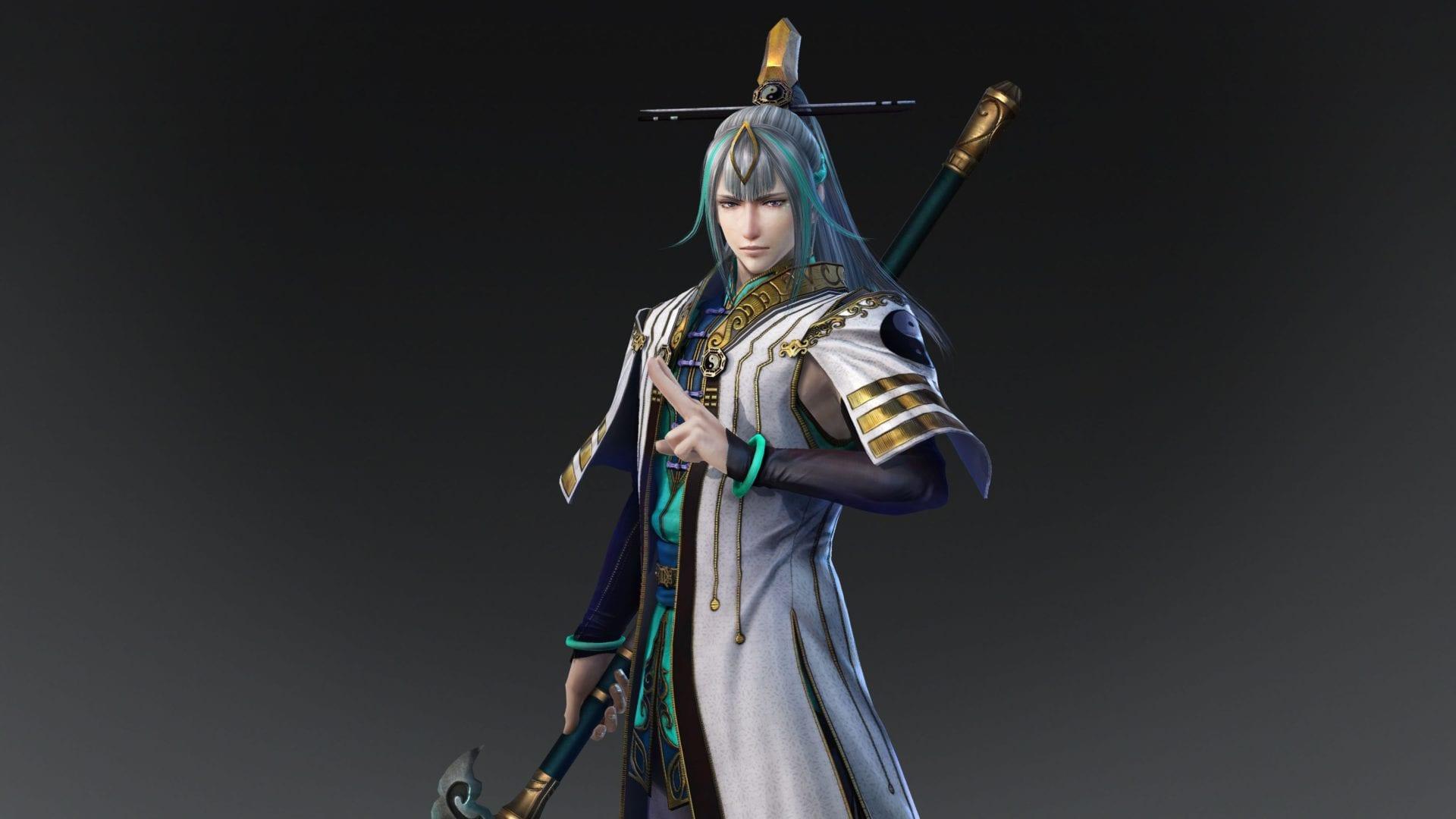 warriors orochi 4 ultimate, jian yang