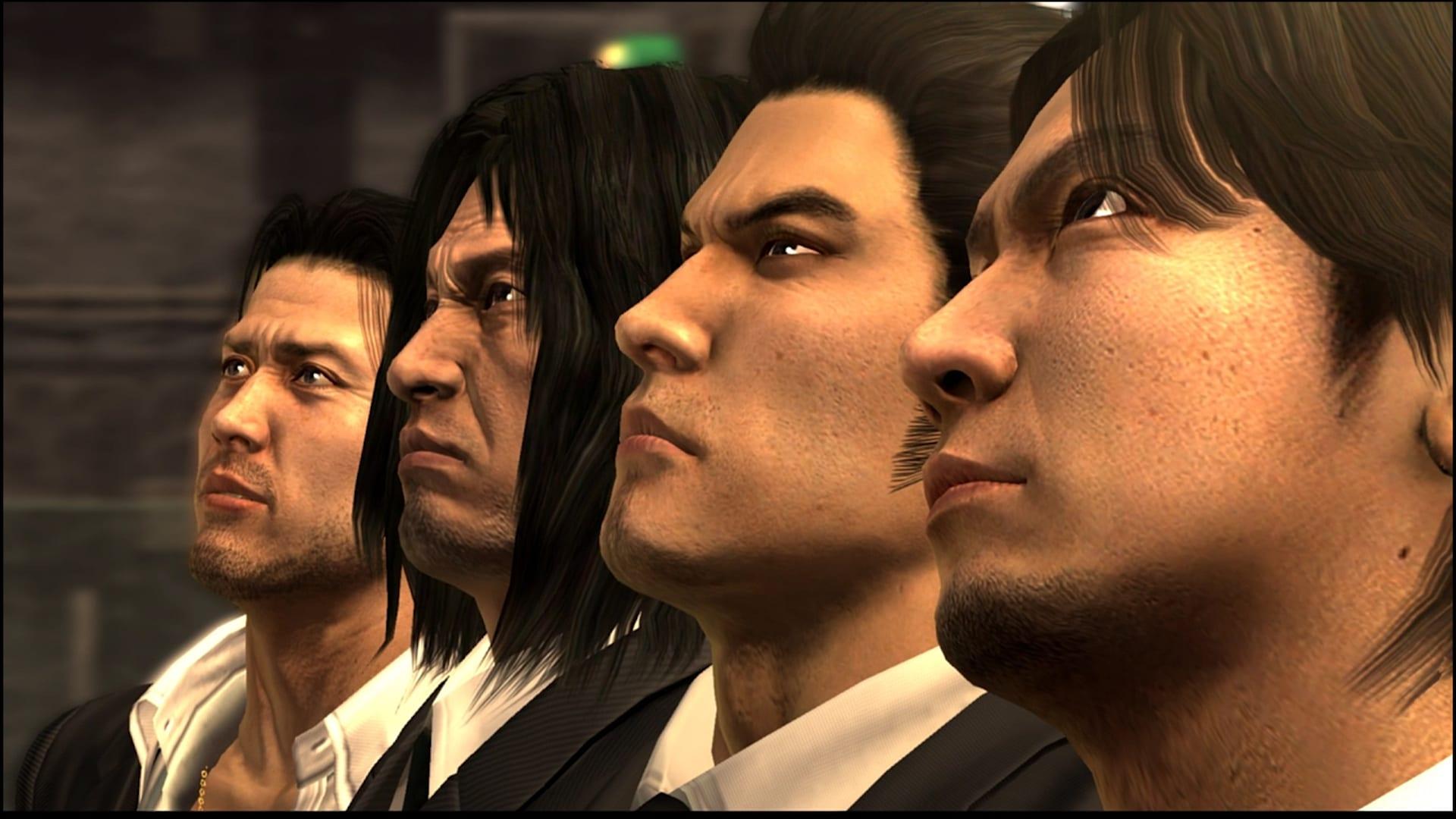 yakuza 4 remastered, trailer