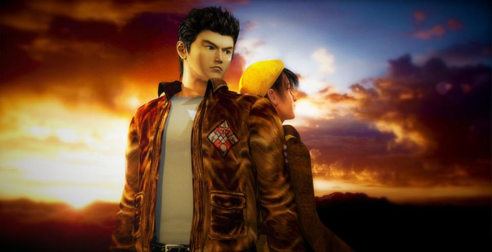 shenmue 3, heal, health, restore, eating