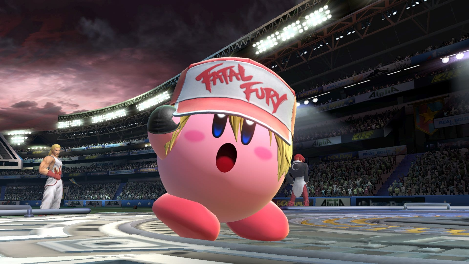 Terry Bogard, Kirby form, Super Smash Bros. Ultimate, Sakurai, Nintendo Switch